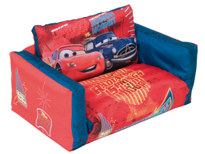 Pixar Cars Flip Out Sofa