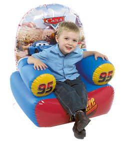 Pixar Cars Inflatable Chair
