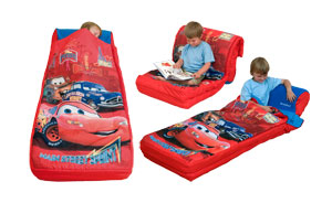 Pixar Cars Rest and Relax Ready Bed