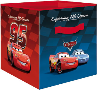 Pixar Cars Soft Storage Box