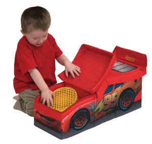Pixar Cars Soft Storage