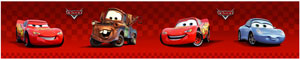 Pixar Cars Wall Border (5 metre roll)