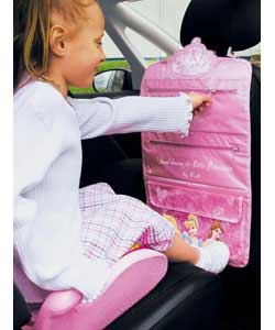 Princess Back Seat Organiser
