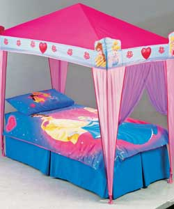 Disney Princess Toddler Bed with Canopy, Other Options