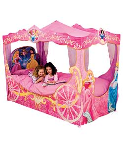 Princess Carriage Canopy