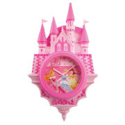 Princess Castle Wall Clock