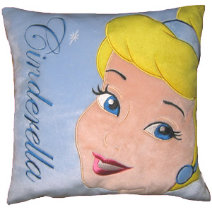 Princess Cinderella Plush Cushion