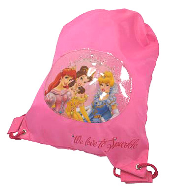 Princess and# 39;Jewelsand39; Trainer Bag.
