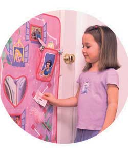 Disney Princess Hanging Door Tidy