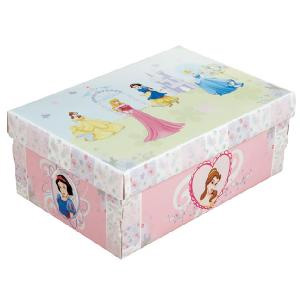 Princess Large Card Storage Box