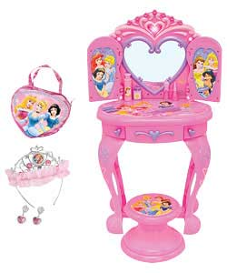 Disney Princess Light Up And Sound Vanity Table Review