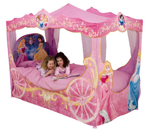 Princess Light-up Carriage Canopy