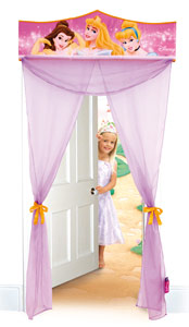 Princess Light-Up Door Changer