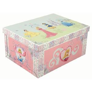Princess Medium Card Storage Box