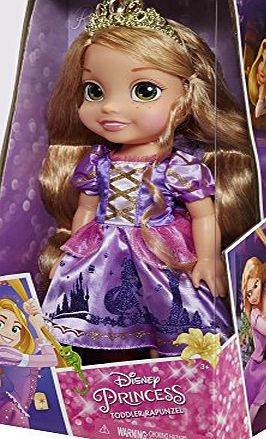 Disney Princess Rapunzel My First Toddler Doll (Multi-Colour)