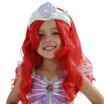 Disney Princess Wig - Ariel