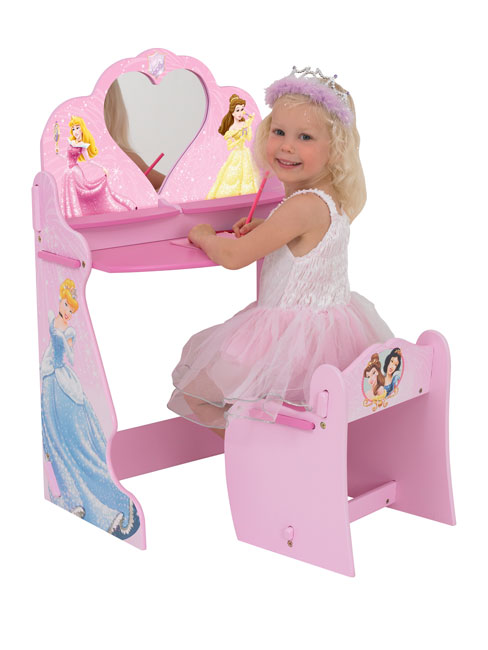 Disney Princess Wooden Dressing Table And Chair Review
