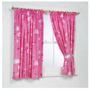 These Disney Princess curtains are made from 52% cotton 48% polyester. These curtains are machine washable. W168xDrop137cm. - CLICK FOR MORE INFORMATION