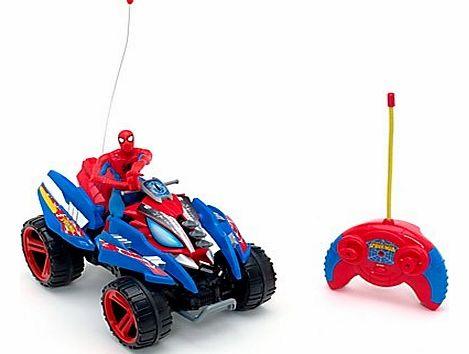 Spider man bike - Quad spiderman ...