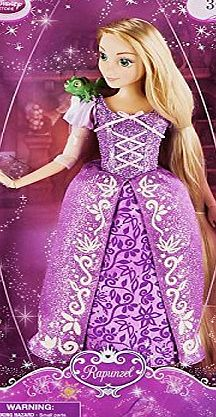 Disney Rapunzel Classic Doll with Pascal 12``