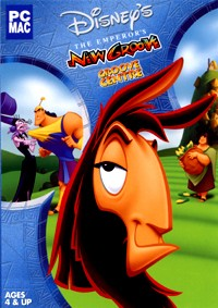 DISNEY The Emperors New Groove: Groove Centre PC