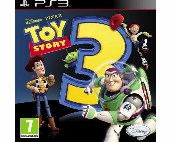 Disney Toy 3 Games : Disney toy story the video game playstation