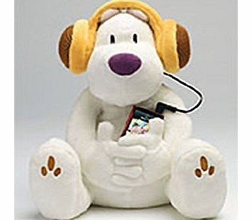DJ Ice Soft Toy Speaker For iPhone, iPod, Smartphone or MP3 Player product image