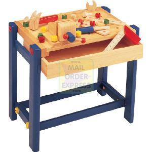 Wood Workbench