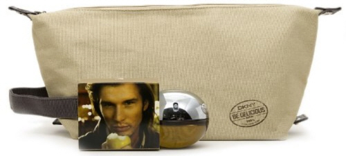 - Be Delicious Toiletry Bag Gift Set (Mens