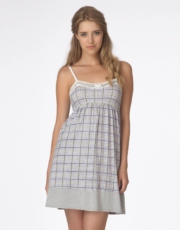 Its A New Day Chemise - Froth Check