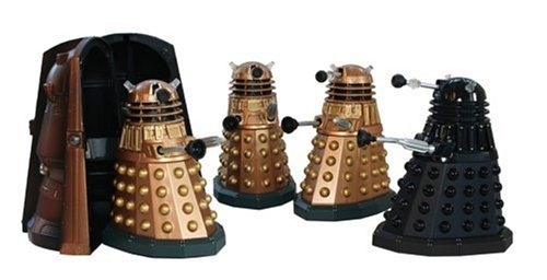 Doctor Who - Genesis Ark Set (4 Daleks Plus Ark)