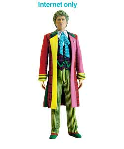 Recreate scenes from the Classic Series of Doctor Who with these 5in poseable action figures.Each fi - CLICK FOR MORE INFORMATION