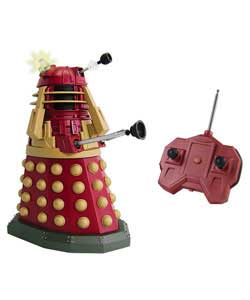 This 5in Supreme Dalek from series 4 has full movement control and Dalek phrases.Requires 3 x AAA an - CLICK FOR MORE INFORMATION