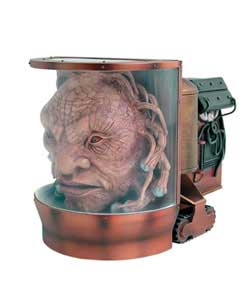 The Face of Boe is a being which consists of a gigantic, human-like head, with, in place of hair, nu - CLICK FOR MORE INFORMATION