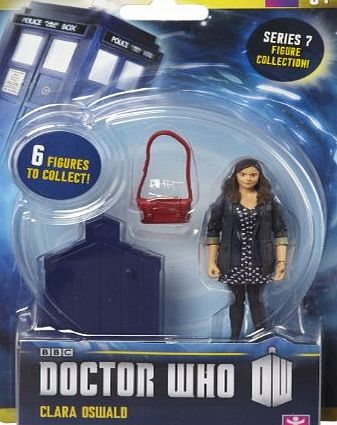 Doctor Who Action Figure - Clara