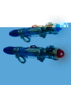 This Temporal Manipulator is the same as used by Captain Jack throughout the Doctor Who Series.It fe - CLICK FOR MORE INFORMATION