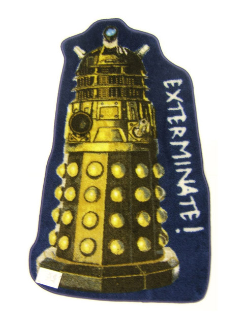 Doctor Who Dalek Rug Dr Review Compare Prices Buy Online