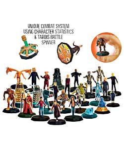 This set of highly decorated 35mm figures include rare, uncommon and common variations from series 1 - CLICK FOR MORE INFORMATION