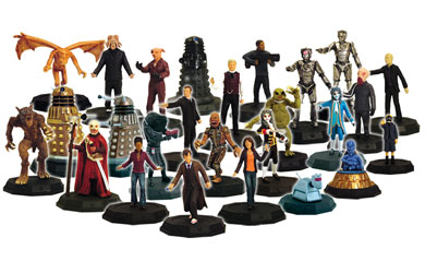 These sets of highly detailed 35mm figures include rare, uncommon and common variations from series  - CLICK FOR MORE INFORMATION
