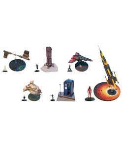 This set comprises one Micro Universe Spacecraft with an individually detailed stand. It also includ - CLICK FOR MORE INFORMATION