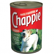 Chappie Dog Food Cans G