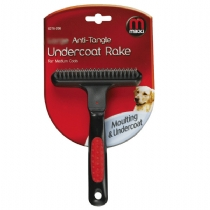 Mikki Anti-Tangle Undercoat Rakes For Moulting
