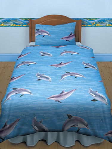 Magnificent Dolphins Duvet Cover and Pillowcase Bedding 376 x 500 · 43 kB · jpeg