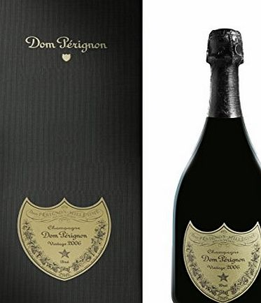 Dom Perignon Vintage 2006 Champagne with Gift Box, 75 cl