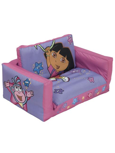 Dora The Explorer Flip Out Sofa Bed