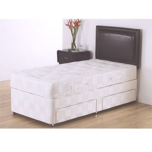 Dorlux divan beds for Low single divan bed