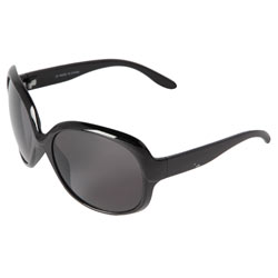 d41bdee5a1 Black oversized sunglasses