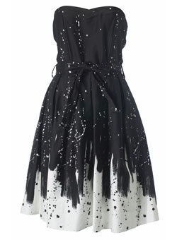 Black Dress on Wat Would Be The Cutest Most Hottest Prom Dress