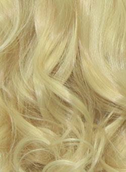 Lightest Blonde Hair Extensions 15