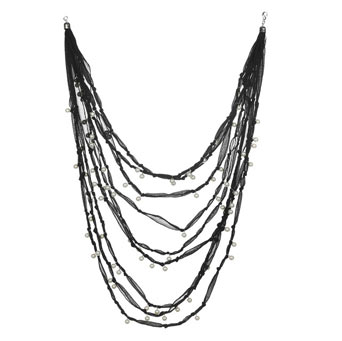 Dorothy Perkins Chiffon pearl effect necklace product image